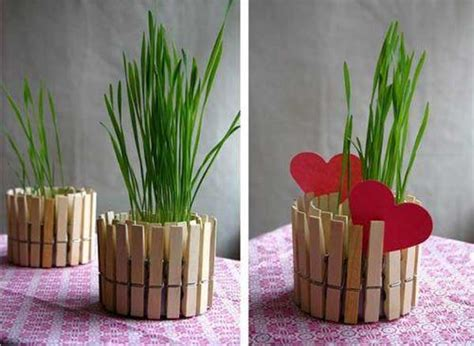 How To Make Paper Flower Pot - how to make a candlestick or a flower pot ideas crafts