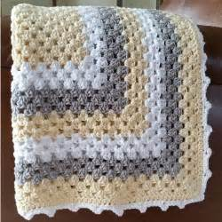 square baby crochet blanket squares