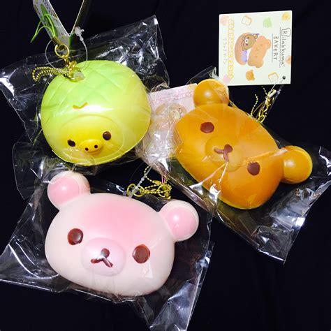 Squishy Licensed Fruit Original squishystuff san x licensed rilakkuma bakery squishy chain store powered by storenvy