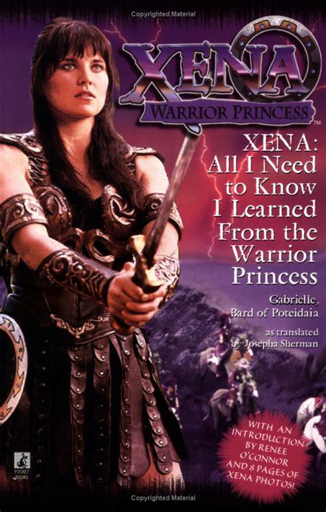 libro the worriers guide to il chakram di xena by xandrella
