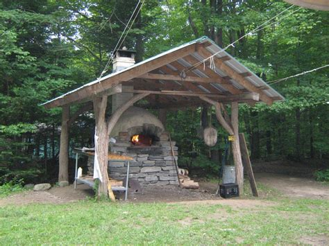 Backyard Oven by Brick Ovens