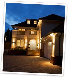 outdoor lighting installation simple home decoration