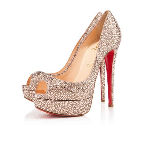 Wedding Shoes Louboutin by Christian Louboutin Bridal Footwear Collection 2014