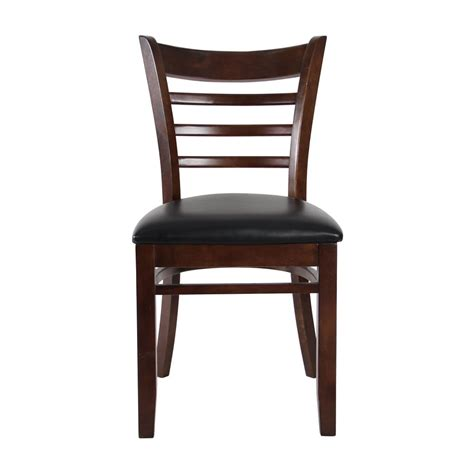 cafe chair seat cushions caf 233 chairs sydney ladder back chair with cushion in bistro chair