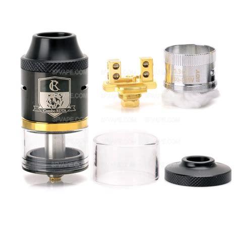 Ijoy Combo Rda Ii 25 Atomizer Ultem Authentic Sku02572 authentic ijoy combo rdta black 6 5ml rebuildable