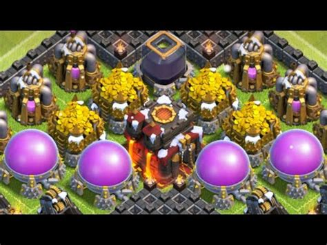 ays gaming clash of clans more clash of clans quot finally th10 quot coc upgraded to town