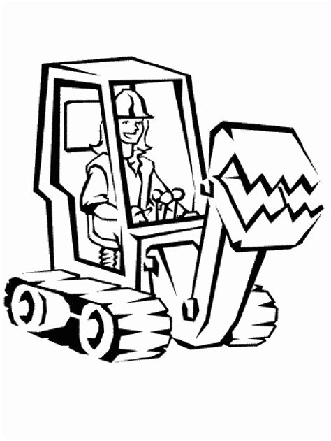 Construction Tools Coloring Pages Coloringpagesabc Com Construction Colouring Pages