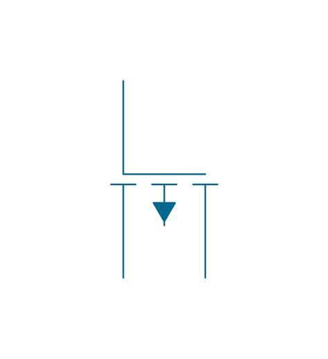 transistor vector transistors vector stencils library design elements