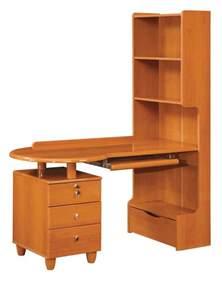 Study Desk With Bookshelf Study Table Designs Study Table Design Pinterest