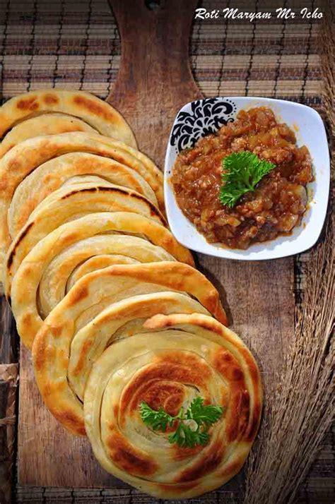 Roti Canai Roti Maryam kuliner khas timur tengah di indonesia momtraveler s