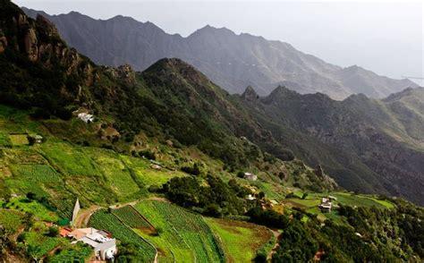 imagenes montañas verdes un paseo por anaga monta 241 as verdes bosques impenetrables
