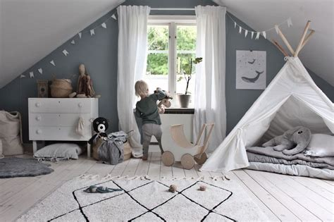 Candles In A Fireplace Pictures - hygge kids bedroom ideas to to create a cosy scandi style bedroom
