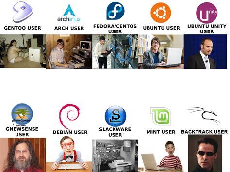 image gallery linux user meme