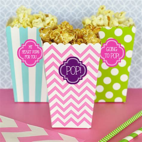 Baby Shower Popcorn Boxes by Ready To Pop Popcorn Boxes About To Pop Baby Shower By