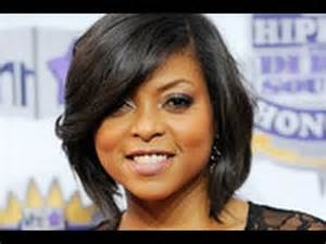 what type of hair does taraji henson weave taraji p henson inspired graduated bob sewn in weave