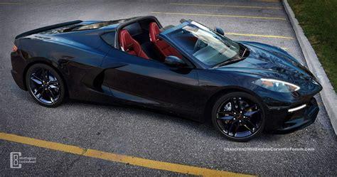 Chevrolet Corvette C8 2020 by 2020 Corvette C8 Envisioned With The Targa Top
