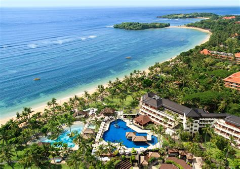 luxury accommodation  nusa dua beach hotel spa elite