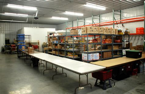 Howell Food Pantry by Urbana Oh Other Commercial Building Lester