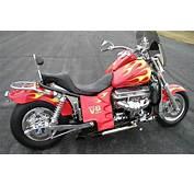 1996 Boss Hoss  Red Flame