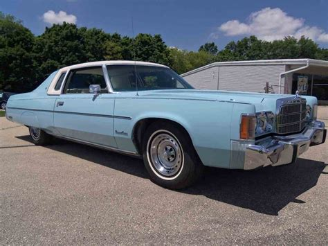 Chrysler Newport News by 1976 Chrysler Newport 2 Door Hardtop For Sale