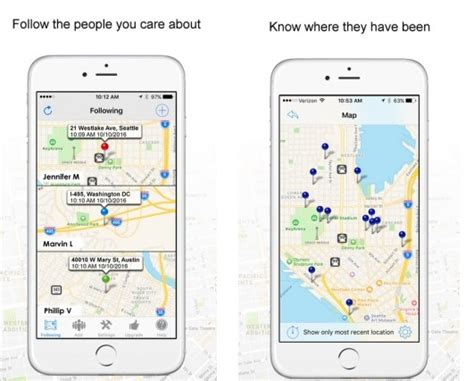 top  iphone tracking apps  track iphone location drfone