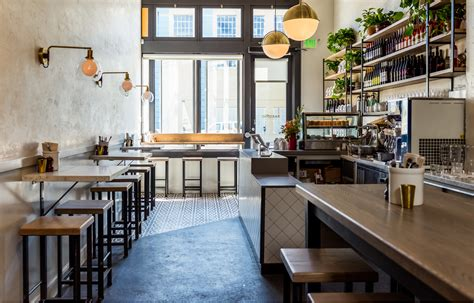 San Francisco Interior Design by Barzotto San Francisco Restaurant Design Bright Bazaar