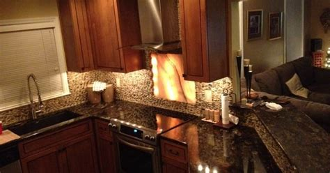 Kitchen Pictures With Maple Cabinets Dunn Kitchen Remodel Orion Granite Custome Maple Stained