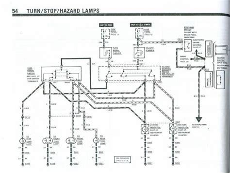 automotive turn signal wiring diagram wiring diagram