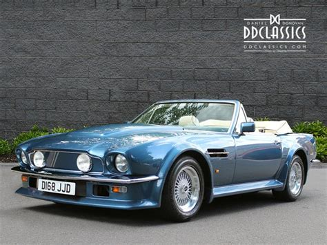 old car manuals online 2011 aston martin v8 vantage seat position control classic aston martin v8 vantage volante x pack rhd for sale classic sports car ref surrey