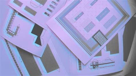 Papercraft Town - pok 233 mon papercraft pallet town on behance
