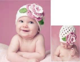 Hat with flower china crochet cute hats handmade crochet hats