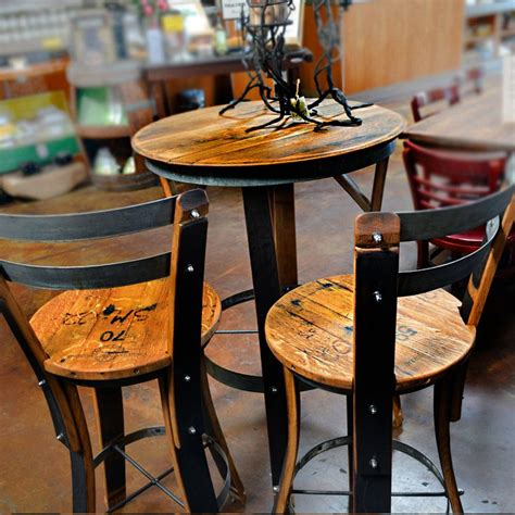 Bar Table Dining 25 Best Ideas About High Top Tables On High Table And Chairs Diy Pub Style Table
