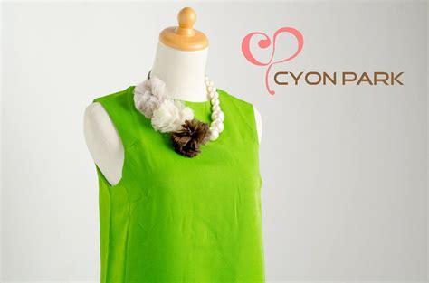 Kalung Broken Golden aksesoris terbaru cyonpark butik shop tas pesta belt wanita cyonpark
