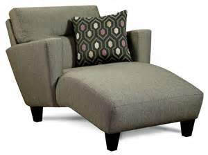 fabric chaise coltrane gray fabric chaise from furniture of america