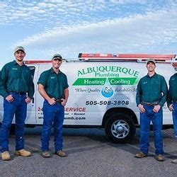 Plumbing Albuquerque Nm by Albuquerque Plumbing Heating Cooling 10 Avis