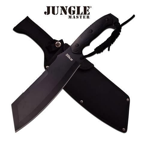 tactical cleaver jungle master tactical cleaver jm 034 swords of might