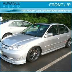 2005 Honda Civic Kit For 2004 2005 Honda Civic Kit Type A Style Bodykit Pu