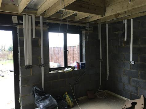 full electrical installation job  epping smart homes
