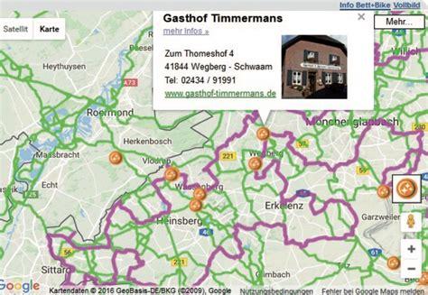 bett und bike deutschland mehr bett bike erw 252 nscht rad am niederrheinrad am