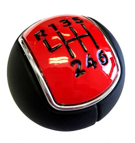 Mustang Gear Shift Knob ford mustang custom painted 6 speed gear shift knob