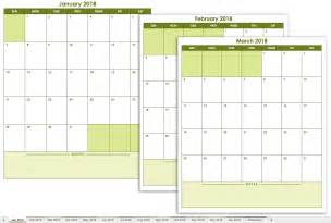 blank monthly calendar template excel free excel calendar templates