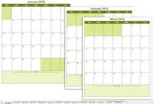 free excel calendar templates free excel calendar templates