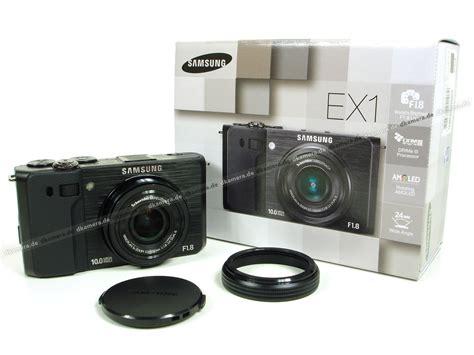 Kamera Samsung Ex1 die kamera testbericht zur samsung ex1 testberichte