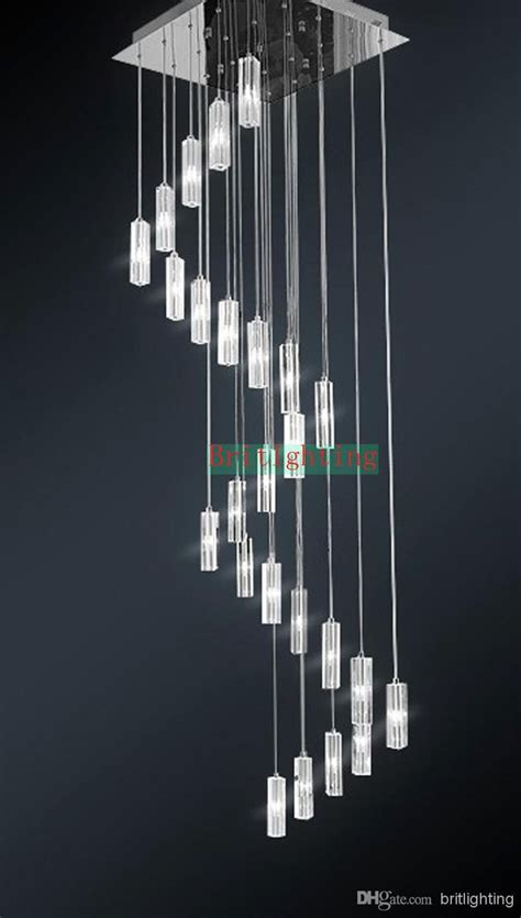 luster modern 24 best images about modern staircase chandelier on
