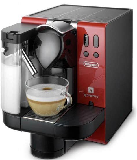 delonghi nespresso lattissima en660r automatic coffee machine in
