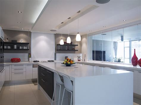 Sa Kitchen Designs Pin By Caesarstone Sa On South Kitchens Pinterest