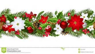 Clip On Poinsettia Christmas Tree Decorations » Ideas Home Design