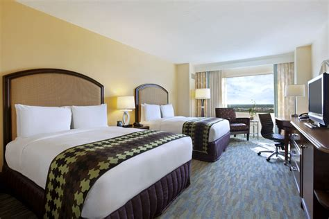 Orlando Hotel Rooms by Orlando Bonnet Creek Provides Fresh Air From Inside