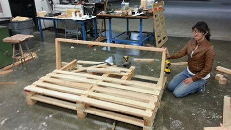 futon pallet pallet furniture study 1 the industrial futon on behance