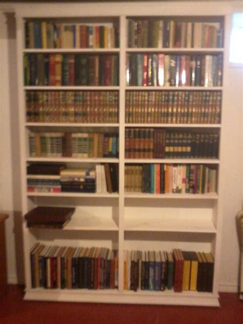 simple bookcase by steve in ohio lumberjocks